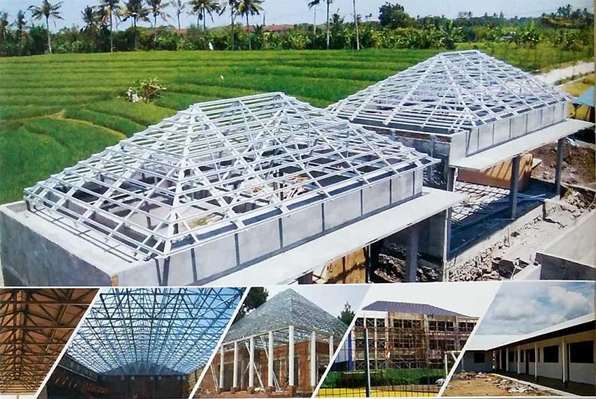 Baja Ringan & Pre Engineered Building