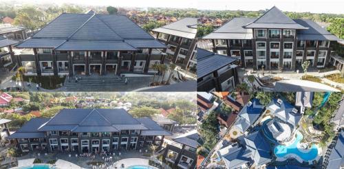 Genteng DualSlate JW Marriott Hotel-Bali
