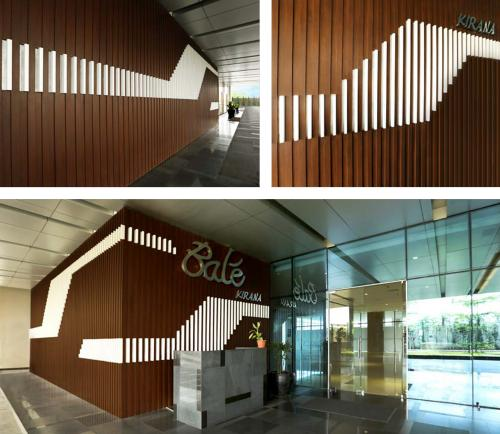 """KIRANA TWO OFFICE TOWER 1 Conwood Plank 2"""""""